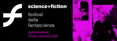 Science+Fiction 09 Festival Trieste immagine