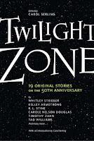 Twilight Zone 50th anniversary cover