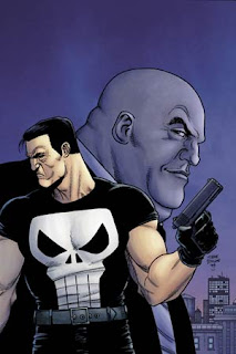 Punisher Max comics cover