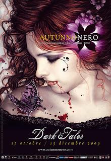 Autunnonero 2009 Dark Tales poster