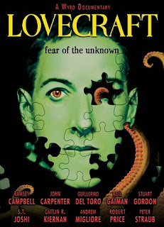 Lovecraft Fear the Unknown poster