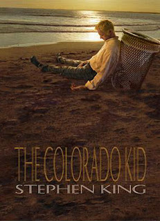 The Colorado Kid Stephen King cover