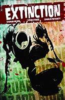 Extinction comic cover