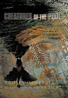 Creatures of the Pool Ramsey Campbell cover copertina