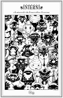 Interni #2 fumetto poster