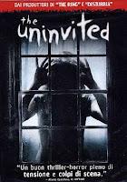 The Uninvited DVD copertina