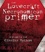The Lovecraft Necronomicon Primer book cover copertina