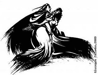 Giuseppe Palumbo Inferno fumetto immagine