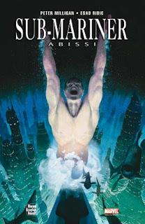 Sub Mariner Abissi fumetto copertina