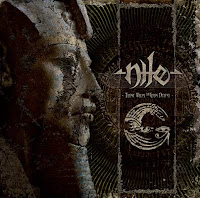 Nile Those CD cover copertina