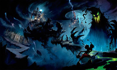 Epic Mickey videogame image immagine