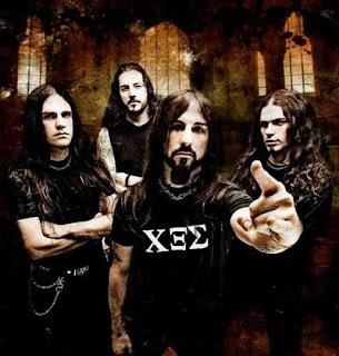 Rotting Christ band foto