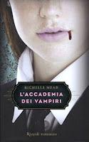 L'accademia dei vampiri Rizzoli copertina