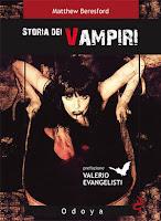 Storia dei vampiri Beresford Odoya copertina