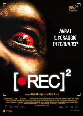 Poster italiano di [Rec] 2