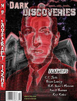 Dark Discoveries 15 Lovecraft Special cover