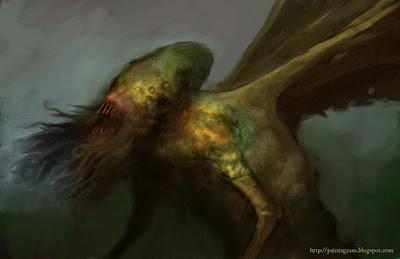 Samuel Araya - Lovecraft I