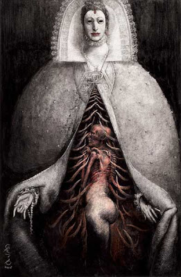 Santiago Caruso, The Bloody Countess