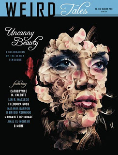Weird Tales #356 Special Uncanny Beauty Issue, 2010, copertina