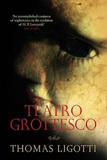 Teatro grottesco, 2008, copertina