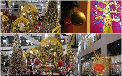 X'mas in Pavillion....