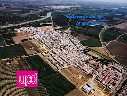 WEB oficial de UPyD Villaverde del Ro