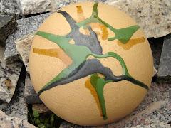 O barro a esfera e o movimento