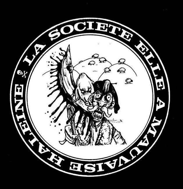 La Société elle a mauvaise haleine