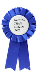 Hotter Than Megan Fox Award