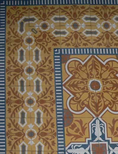 kitchen  residential design cuban tile isnt encaustic  cement    cement