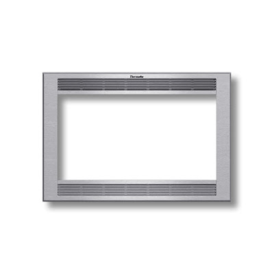 Kenmore Countertop Microwave With Trim Kit : Microwave Oven: Built In Microwave Ovens With Trim Kits