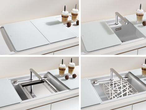 Retractable Kitchen Faucet Mineral Buildup Repair