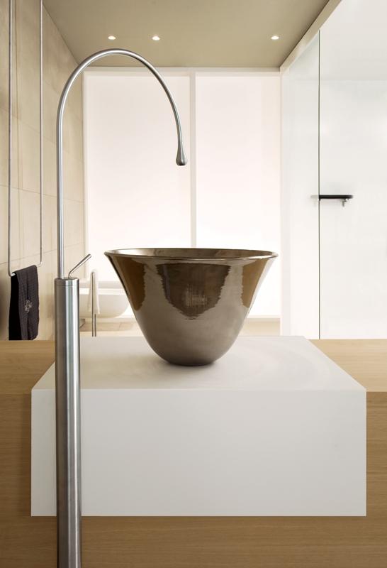 New Kitchen Faucet Makes Thump Noise