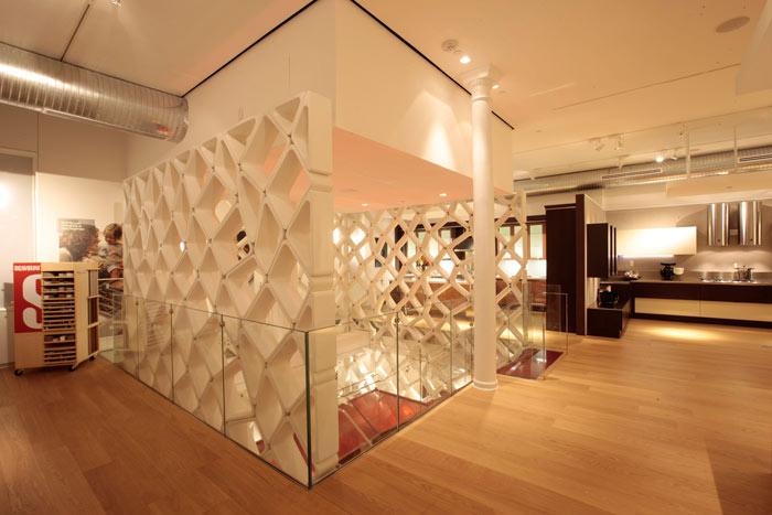 Showroom Design Soho New York