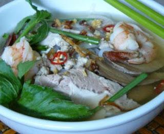 Hu Tieu Nam Vang (Phnom Penh Noodle Soup) Recipe | Food Recipe