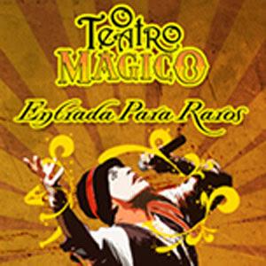 01 DVD Teatro Mágico   Entrada Para Raros em AVI