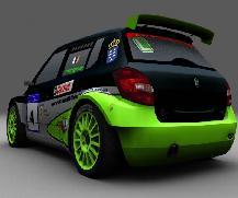 Vehiculo para el CCR 2010 pilotado por: Dani Moreno