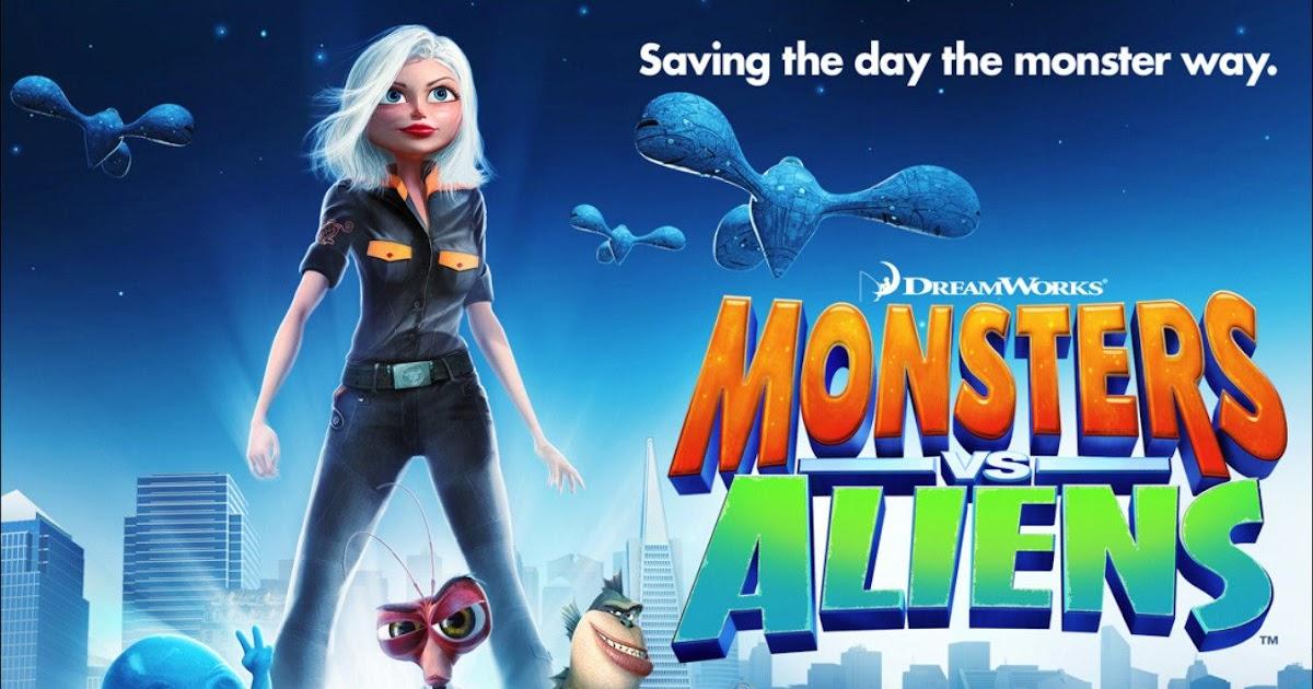 Watch Monsters vs Aliens Full Movie Online for Free in HD