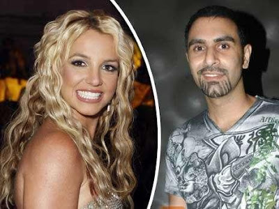 Britney Spears In Love With Dance Teacher