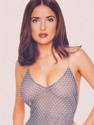 salma hayek movies list. Salma Hayek Eager For