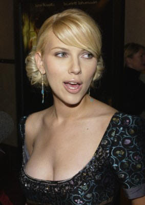 Scarlett Johansson: New Face of Mango