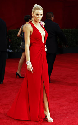 blake lively emmy awards 2009