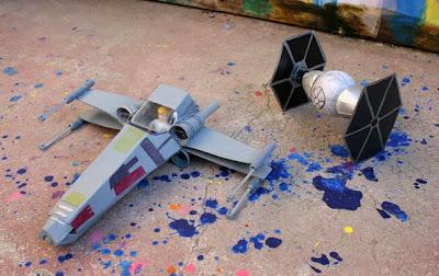 Filth Wizardry: DIY Star Wars toys