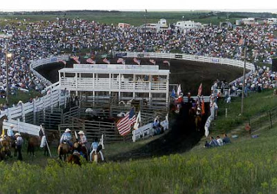 Miss Rodeo South Dakota 2009 Crystal Springs Ranch Rodeo