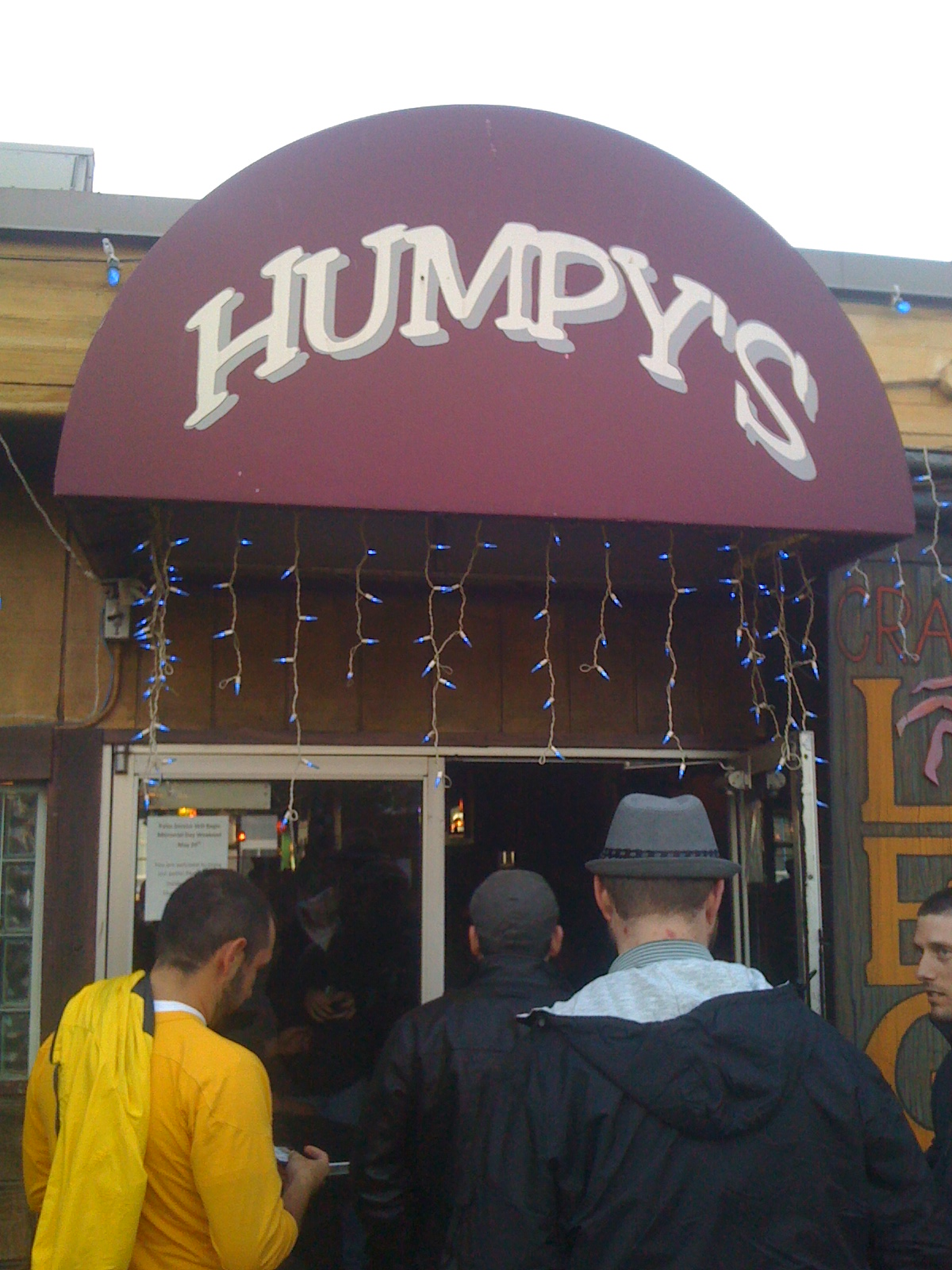 Humpy's Great Alaskan Alehouse in Anchorage Alaska