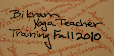 Bikram Teacher Training Blog