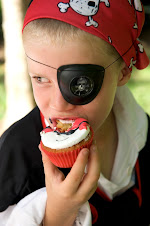 Cupcakes - Pirate Riley