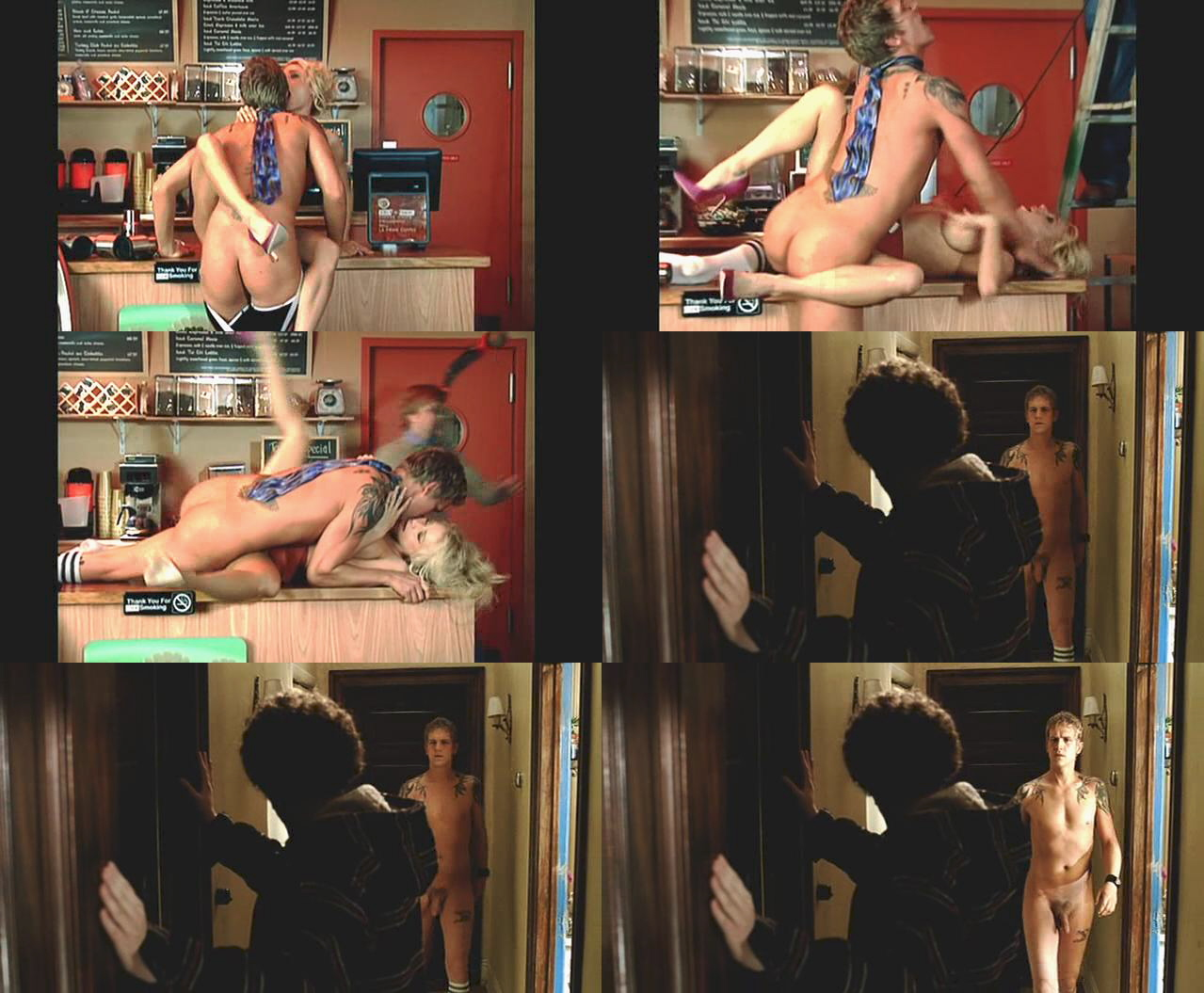 Jason priestleynude fakes cartoon scenes