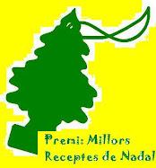 PREMI MILLORS RECEPTES DE NADAL
