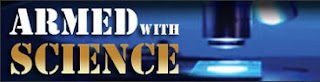 Armed With Science Banner